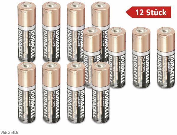 Mignon-Batterien DURACELL PLUS POWER, 12 Stück