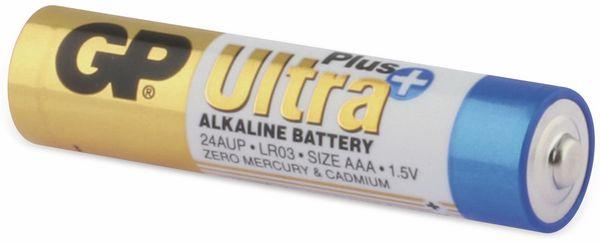 Micro-Batterien GP ULTRA PLUS ALKALINE, 4 Stück - Produktbild 3