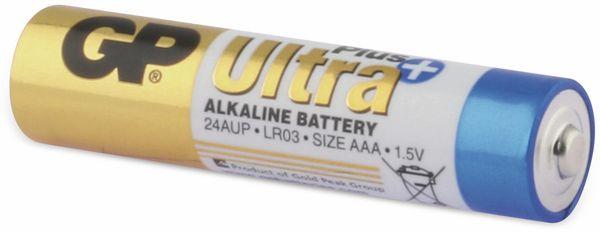 Micro-Batterien GP ULTRA PLUS ALKALINE, 4 Stück - Produktbild 4