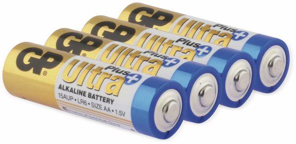 Mignon-Batterien GP ULTRA PLUS ALKALINE, 4 Stück - Produktbild 2
