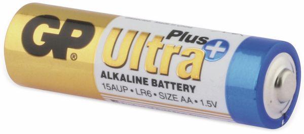 Mignon-Batterien GP ULTRA PLUS ALKALINE, 4 Stück - Produktbild 3
