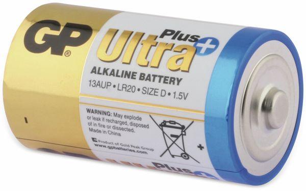 Mono-Batterien GP ULTRA PLUS ALKALINE, 2 Stück - Produktbild 4