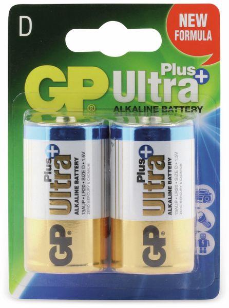 Mono-Batterien GP ULTRA PLUS ALKALINE, 2 Stück - Produktbild 5