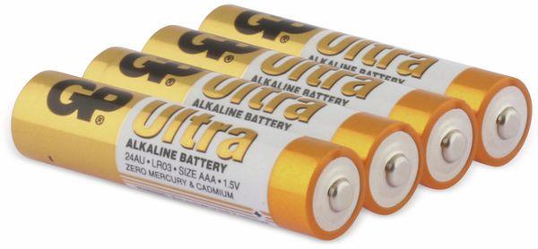 Micro-Batterien GP ULTRA ALKALINE, 4 Stück - Produktbild 2