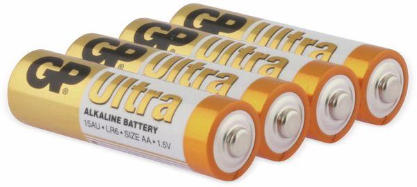 Mignon-Batterien GP ULTRA ALKALINE, 4 Stück - Produktbild 2