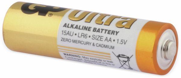 Mignon-Batterien GP ULTRA ALKALINE, 4 Stück - Produktbild 4