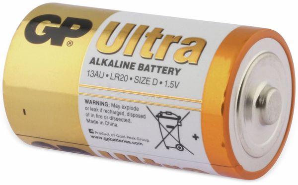 Mono-Batterien GP ULTRA ALKALINE, 2 Stück - Produktbild 4