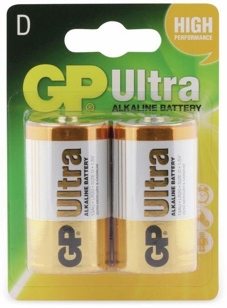 Mono-Batterien GP ULTRA ALKALINE, 2 Stück - Produktbild 5