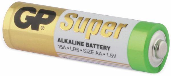 Mignon-Batterie-Set GP SUPER Alkaline, 8 Stück - Produktbild 3