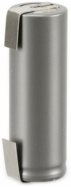 NiMH-Akku, XCELL, Industriezelle,4/5 AA, U-Lötfahnen, 43x14,5mm, 1,2V/1,4Ah