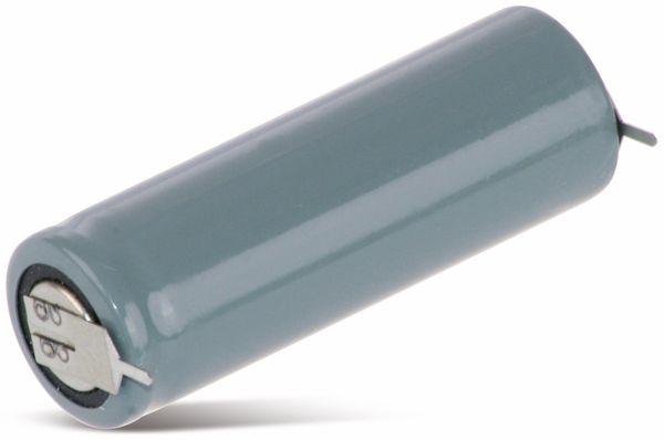 NiMH-Akku, XCELL, Industriezelle, 4/5 AA, Löt-Printanschluß, 1,2V/1,4Ah