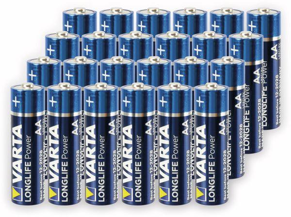 Mignon-Batterie,VARTA, LONGLIFE, Power, 24St.
