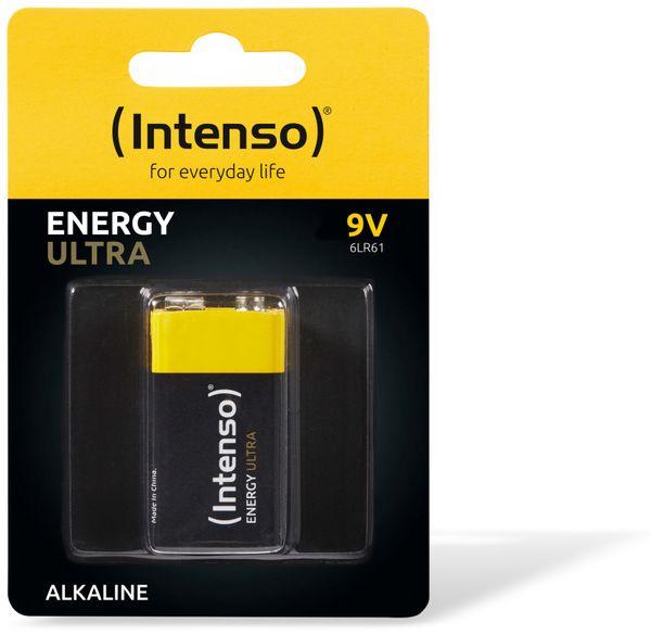 Batterie INTENSO Energy Ultra, 9V 6LR61, E-Block - Produktbild 2