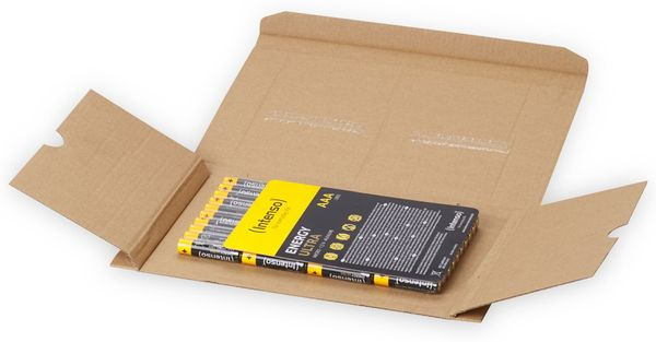 Micro-Batterie INTENSO Energy Ultra, AAA LR03, 40 Stück - Produktbild 2