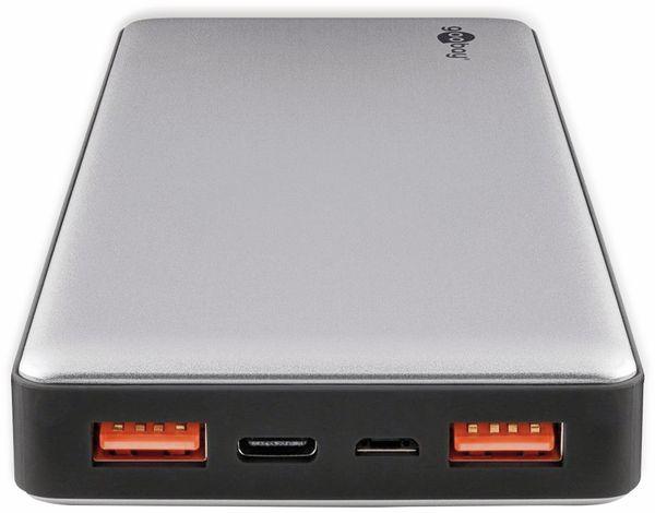 USB Powerbank GOOBAY 59819, QC3.0, 15000 mAh, Aluminium