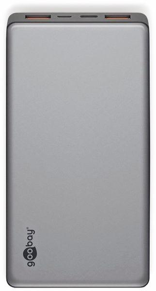 USB Powerbank GOOBAY 59819, QC3.0, 15000 mAh, Aluminium - Produktbild 3