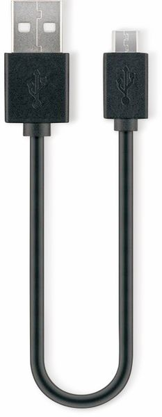 USB Powerbank GOOBAY 59819, QC3.0, 15000 mAh, Aluminium - Produktbild 8