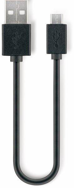 USB Powerbank GOOBAY 59820, QC3.0, 5000 mAh, Aluminium - Produktbild 8