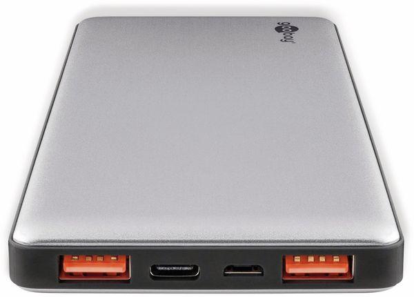USB Powerbank GOOBAY 59821, QC3.0, 10000 mAh, Aluminium