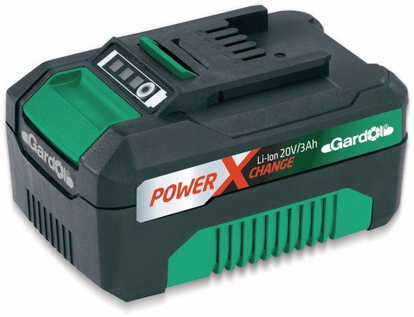 Werkzeugakku GARDOL, 20 V, 3,0 Ah, Power X-Change kompatibel