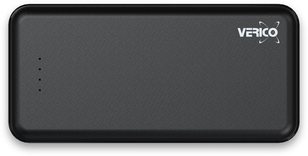 USB Powerbank VERICO Power Guard XL, 20.000 mAh, schwarz - Produktbild 2