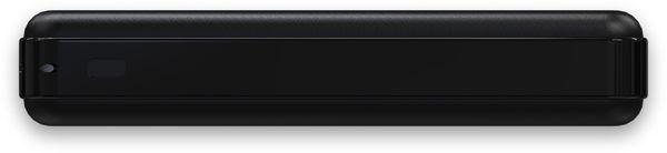 USB Powerbank VERICO Power Guard XL, 20.000 mAh, schwarz - Produktbild 4