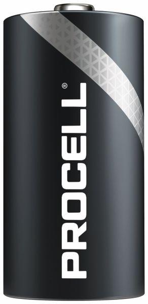 Baby-Batterien DURACELL PROCELL, C, 10 Stück