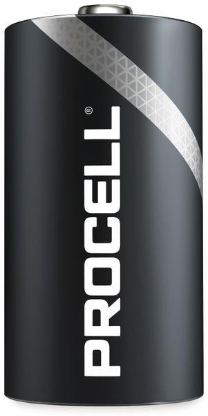 Mono-Batterien DURACELL PROCELL, D, 10 Stück