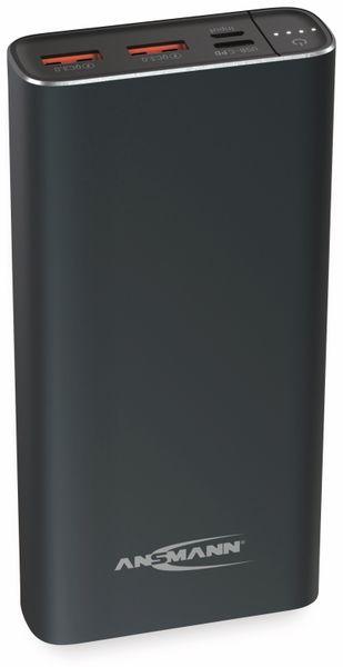 USB Powerbank ANSMANN 20 Ah Type-C, 18 W PD, 20.000 mAh - Produktbild 2