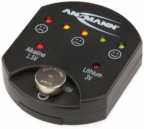 Batterietester ANSMANN für Knopfzellen - Produktbild 3