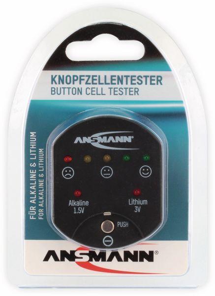 Batterietester ANSMANN für Knopfzellen - Produktbild 4