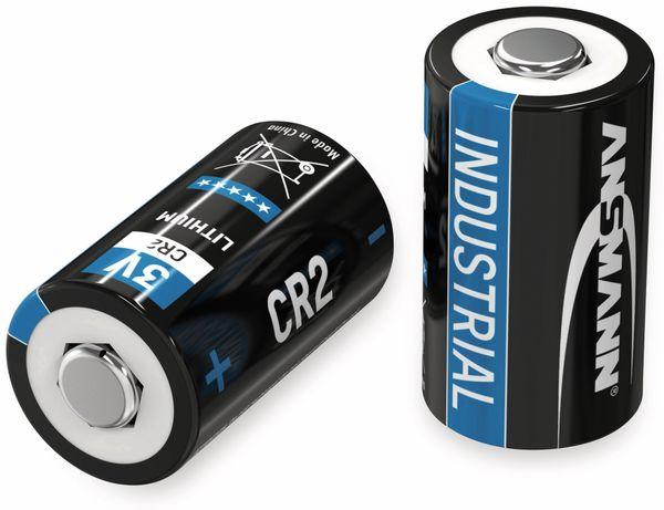 Lithium-Batterie ANSMANN CR 2, 10 Stück