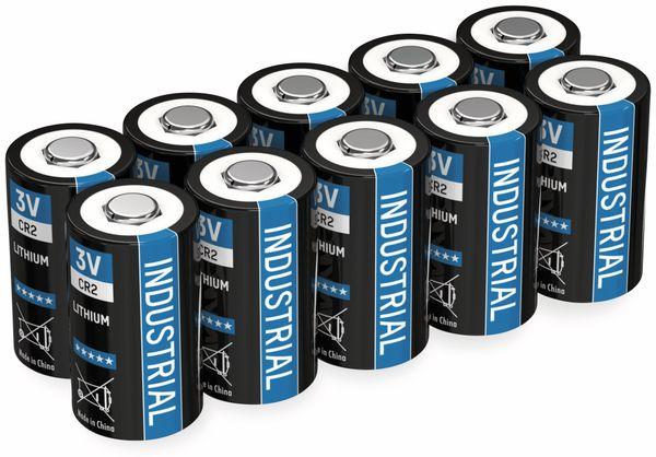 Lithium-Batterie ANSMANN CR 2, 10 Stück - Produktbild 2
