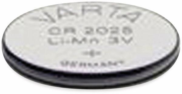Lithium Knopfzelle VARTA CR2025, 20 Stück, 3 V, 170 mAh - Produktbild 2