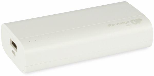 USB Powerbank GP B05A, 5.000 mAh, beige - Produktbild 4