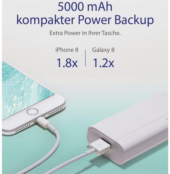 USB Powerbank GP B05A, 5.000 mAh, beige - Produktbild 8