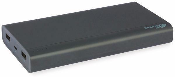 USB Powerbank GP B20A, 20.000 mAh, grau - Produktbild 8