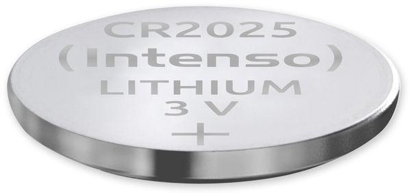 Lithium-Knopfzelle INTENSO CR2025, 10 Stück - Produktbild 3