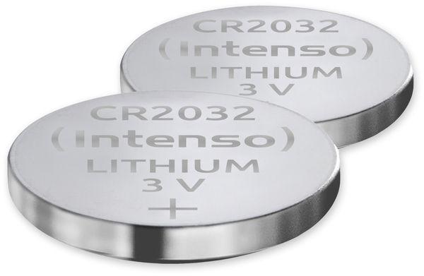 Lithium-Knopfzelle INTENSO CR2032, 2 Stück - Produktbild 2