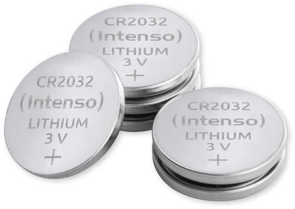 Lithium-Knopfzelle INTENSO CR2032, 6 Stück - Produktbild 2