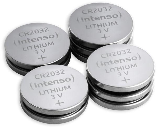 Lithium-Knopfzelle INTENSO CR2032, 10 Stück - Produktbild 2
