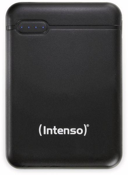 USB Powerbank INTENSO 7313520, XS 5000, 5.000 mAh, schwarz