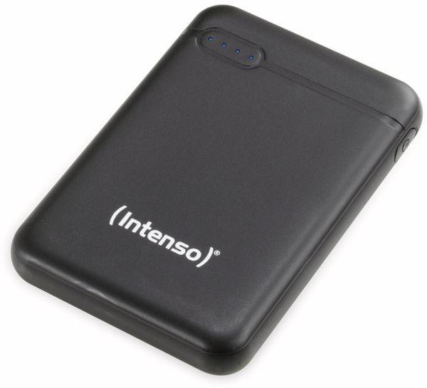 USB Powerbank INTENSO 7313520, XS 5000, 5.000 mAh, schwarz - Produktbild 2