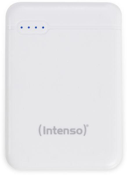 USB Powerbank INTENSO 7313522 XS 5000, 5.000 mAh, weiß