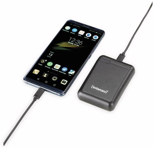USB Powerbank INTENSO 7313530 XS 10000, 10.000 mAh, schwarz - Produktbild 4