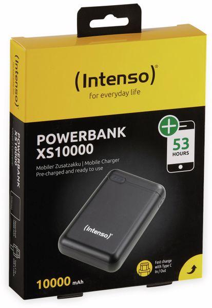 USB Powerbank INTENSO 7313530 XS 10000, 10.000 mAh, schwarz - Produktbild 5