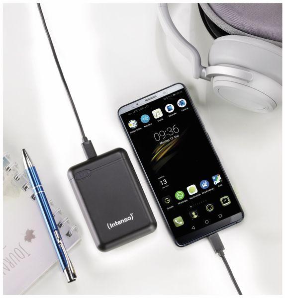 USB Powerbank INTENSO 7313530 XS 10000, 10.000 mAh, schwarz - Produktbild 7