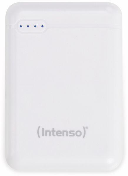 USB Powerbank INTENSO 7313532 XS 10000, 10.000 mAh, weiß