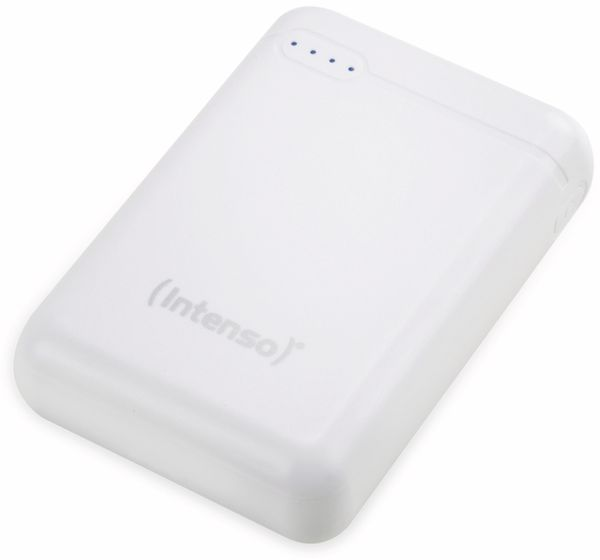 USB Powerbank INTENSO 7313532 XS 10000, 10.000 mAh, weiß - Produktbild 2