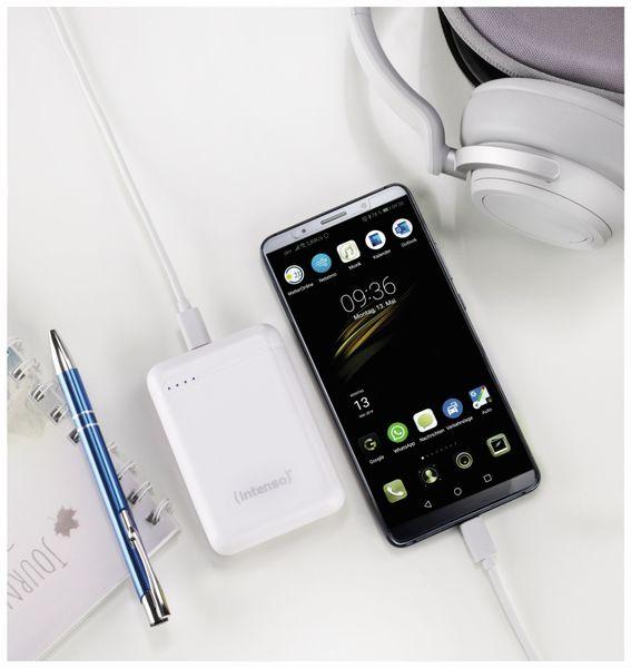 USB Powerbank INTENSO 7313532 XS 10000, 10.000 mAh, weiß - Produktbild 7